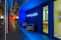 Booking.com's New Office in Tbilisi