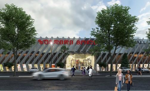 Zugdidi Shopping Mall